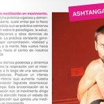 Matías explica un poco sobre Ashtanga Yoga en la revista SMS