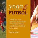 Yoga como complemento del entrenamiento deportivo