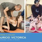 Mauricio Victorica in December & January
