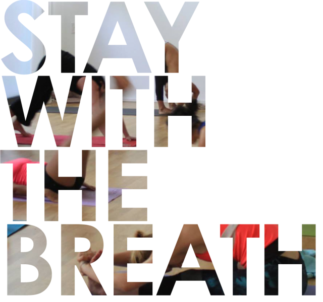 Stay with the Breath